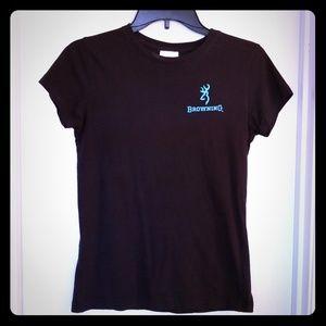 Browning tshirt 💙